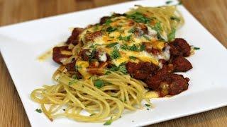 Taco Spaghetti! YES!!
