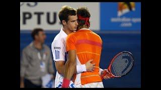 Murray vs Nadal ● AO 2010 QF HD 50fps Highlights