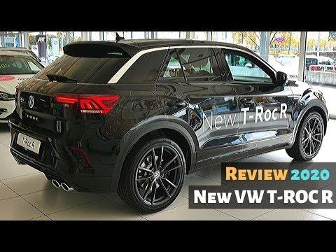 Volkswagen t roc 2020 precio