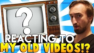 Baixar - Cringiest Reacting To My Old Videos Ever Yourandom Grátis
