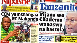 Polepole  Amvaa Makonda Kusherehekea na Polisi Baada ya Uchaguzi