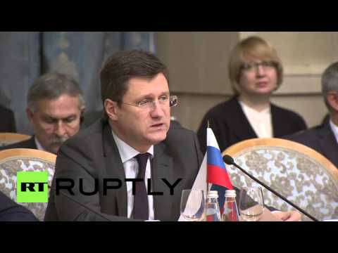 Russia: Moscow interested in unifying Russian, Iran and Azeri energy systems - Novak