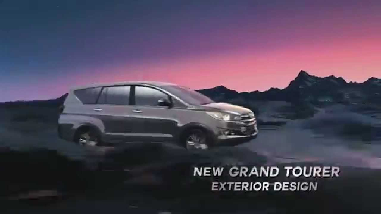 All New Kijang Innova Reborn Grand Veloz Spek Iklan The Legend Youtube