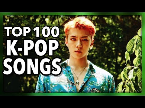 [TOP 100] MOST VIEWED K-POP SONGS • SEPTEMBER 2017
