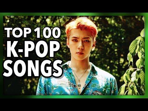 [TOP 100] MOST VIEWED K-POP SONGS • SEPTEMBER 2017