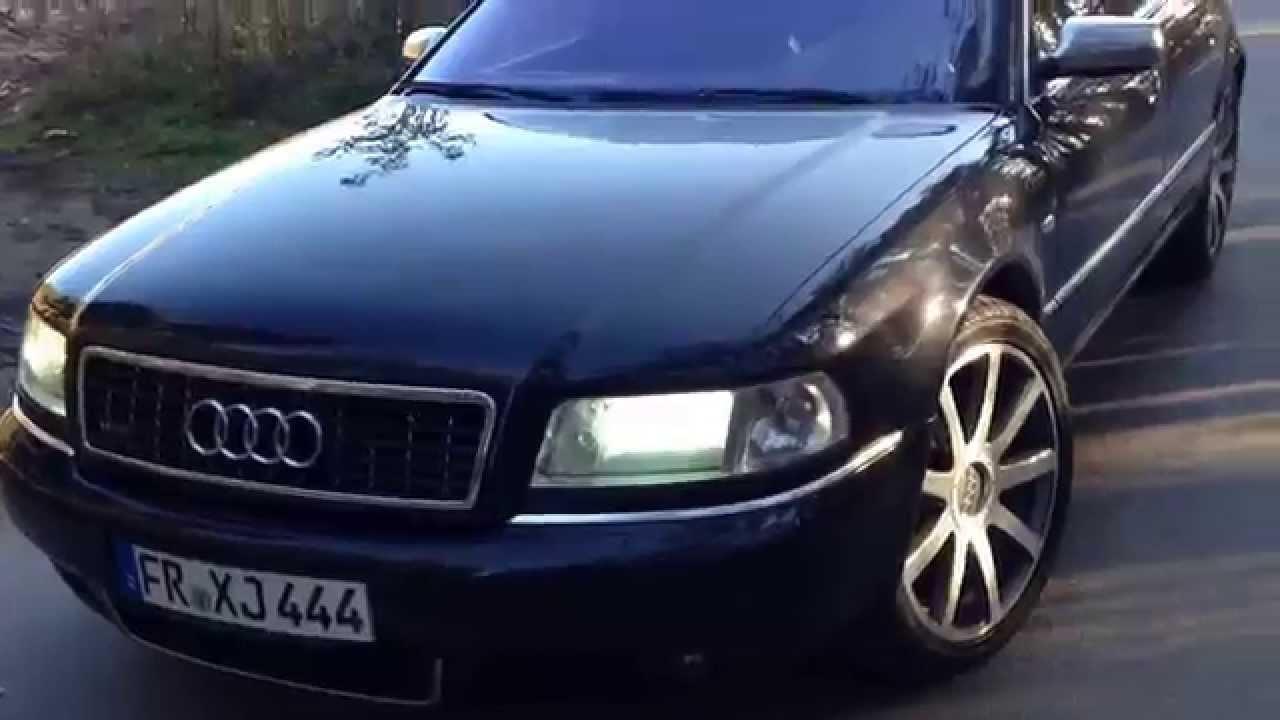 Audi A8 D2 W12 Youtube