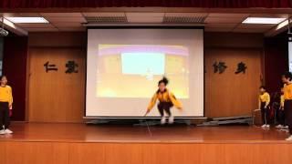 花式跳繩@家長日「才藝表演」