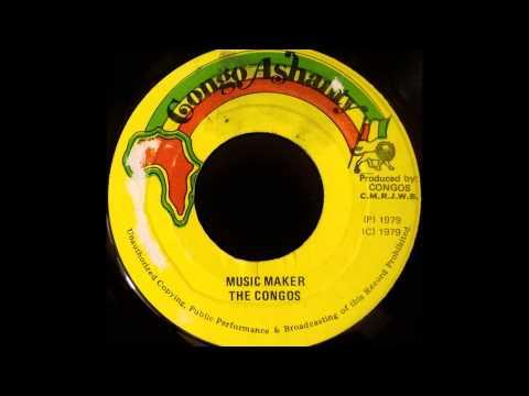 THE CONGOS - Music Maker [1979]