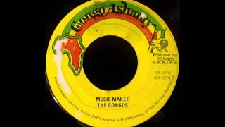 THE CONGOS - Music Maker [1979]