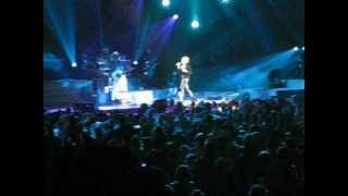 "Gwen Sebastian performs ""Stay"" to PACKED house during Blake Shelton Concert BISMARCK, ND"
