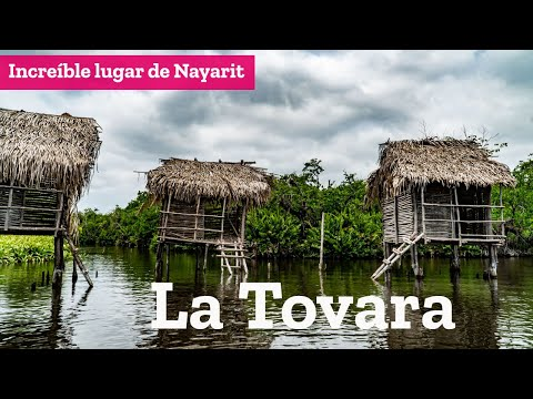 La Tovara en San Blas muy cerca de Tepic en Nayarit