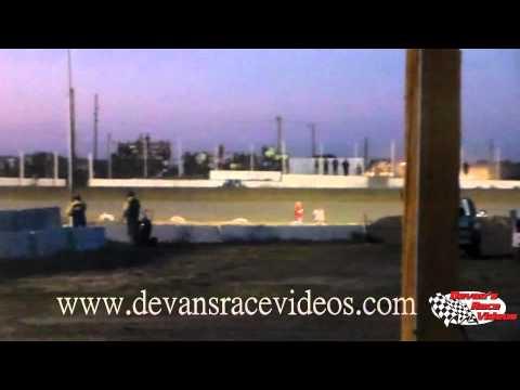 September 1, 2013 | Dwarf A-Main | I-76 Speedway