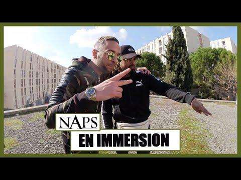 En immersion avec Naps, Alonzo et le 13ème Art à Marseille