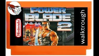 Power Blade 2 (Nes) - Драконы и бумеранги!