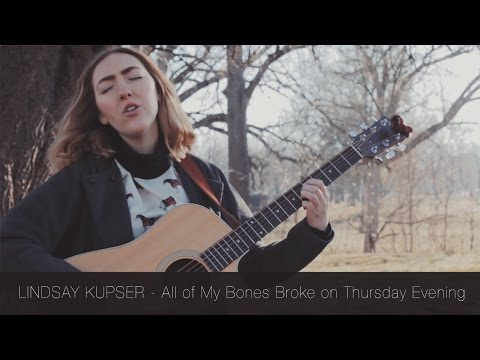 Lindsay Kupser - All of My Bones Broke on Thursday Evening // {The Catalyst Sessions}