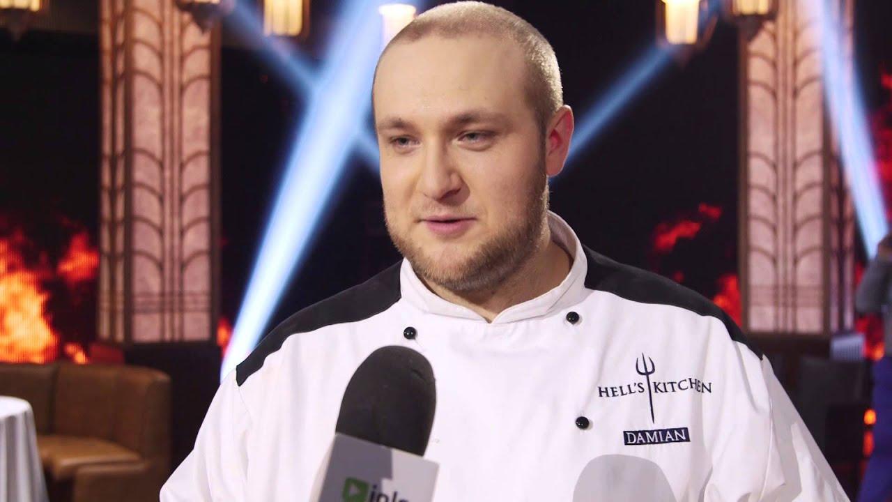 Damian Po Finale 4 Edycji Hells Kitchen Piekielna Kuchnia