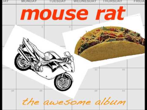 MENACE BALL - MOUSE RAT