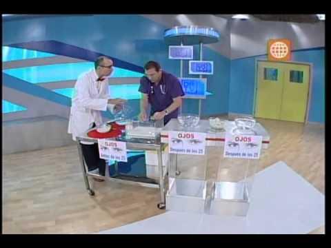 Dr. TV Perú (08-08-2013) - B1 - Tema del día: Mitos antienvejecimiento - Cristian Ysla