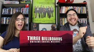 Three Billboards Outside Ebbing, Missouri - Official RED BAND Trailer Reaction / Review