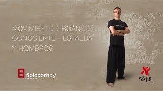 Chi Kung Orgánico - Movimiento orgánico consciente: Espalda y hombros