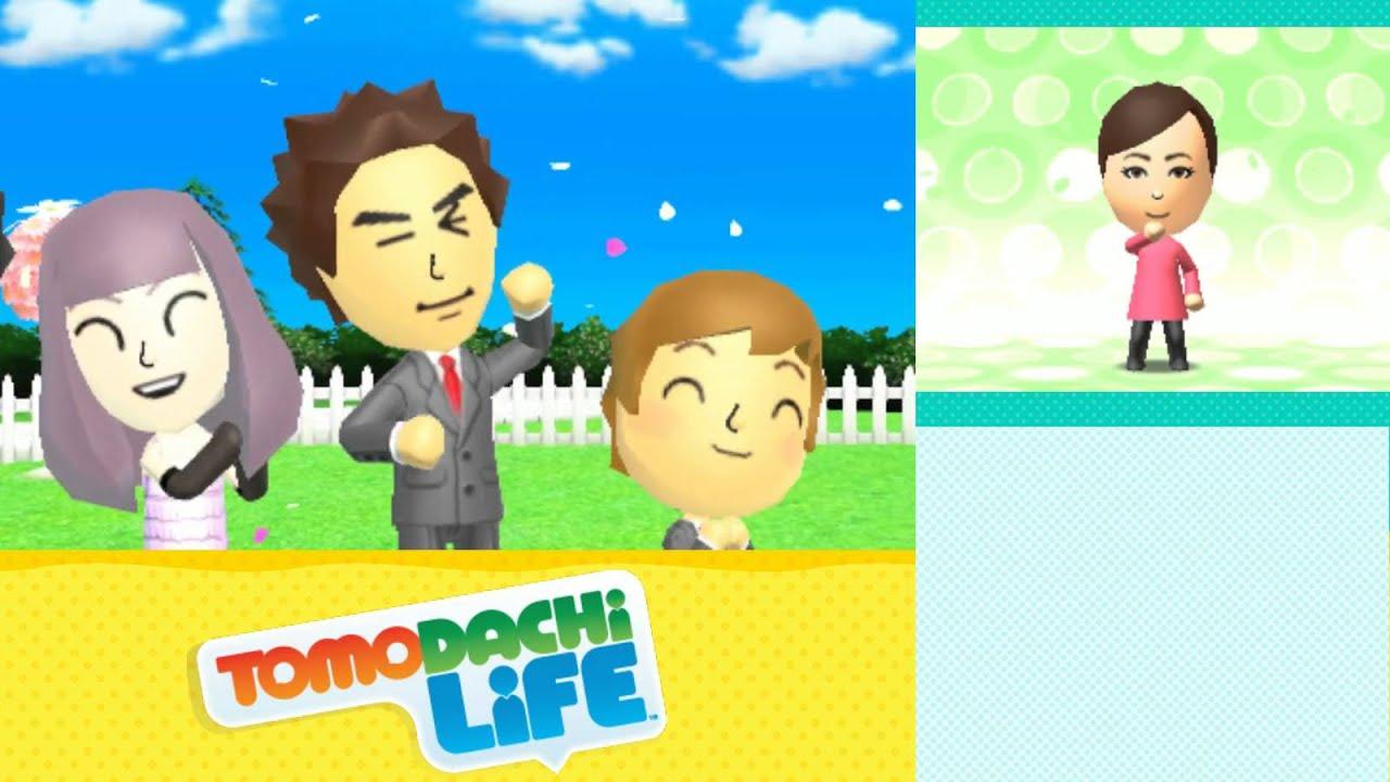 Cheats proposal tomodachi life Proposal