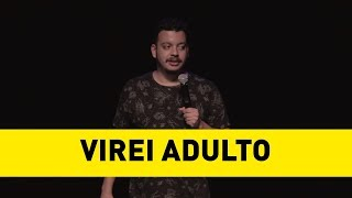 Rodrigo Marques - Virei Adulto - Stand Up Comedy
