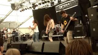 Casketgarden 2/1 (Live @ Metalfest, Hungary 2011)