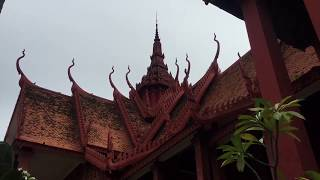 National Museum phnom penh /Cambodia/ tradition and culture of Khmer artifacts2018