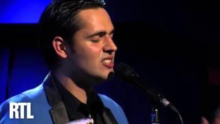 Yoann Freget - ça vient de la haut en live dans le Grand Studio RTL