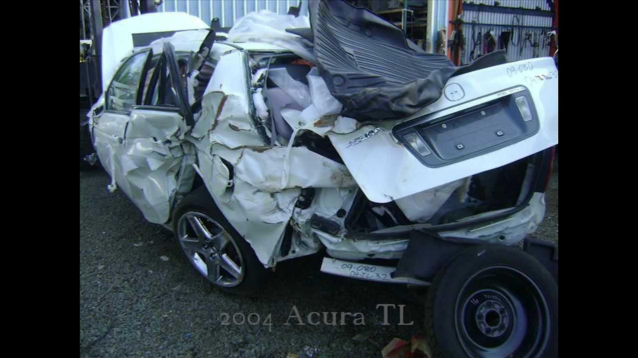 Acura TL Parts AUTO WRECKER RECYCLER Ahpartscom Honda Used - 2004 acura tl parts