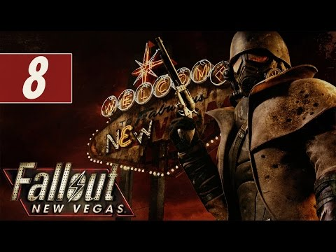 """Fallout: New Vegas - Let's Play - Part 8 - """"Sexism Rant"""""""