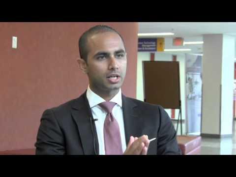 Sherjan Husainie: Career in investment banking
