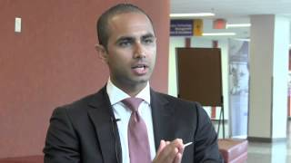 Sherjan Husainie: Career in investment banking