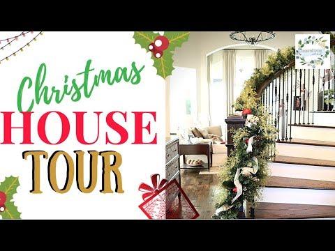 **NEW** CHRISTMAS HOUSE TOUR 2018 | FIRST EVER HOME TOUR