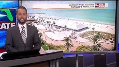 Florida's Most Accurate Forecast with Jason on Saturday, December 22, 2018