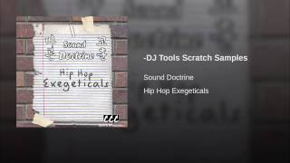 -DJ Tools Scratch Samples