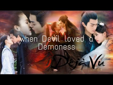 Chinese Drama : Love Stories: Zhao Yao/ The Legend ( When Devil loved a Demoness)