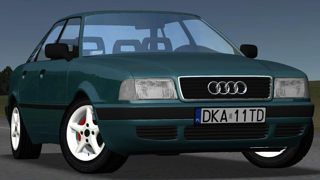 Audi 80 B4 19 Td Drive Links Racer Free Game Youtube