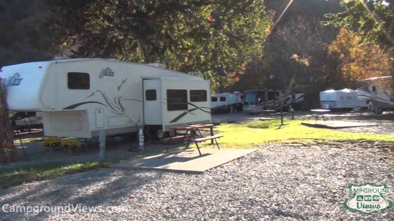CampgroundViews com - King's Holly Haven RV Park Pigeon Forge Tennessee TN