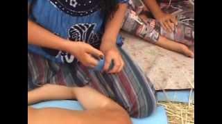 Урок - Медовый массаж / Honey massage