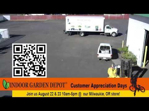 Indoor Garden Depot Live Stream
