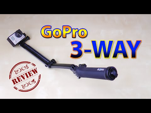GoPro 3-Way - Review ((PT))