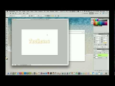 Adobe Photoshop CS5 Tutorial - How to Download and Install Fonts