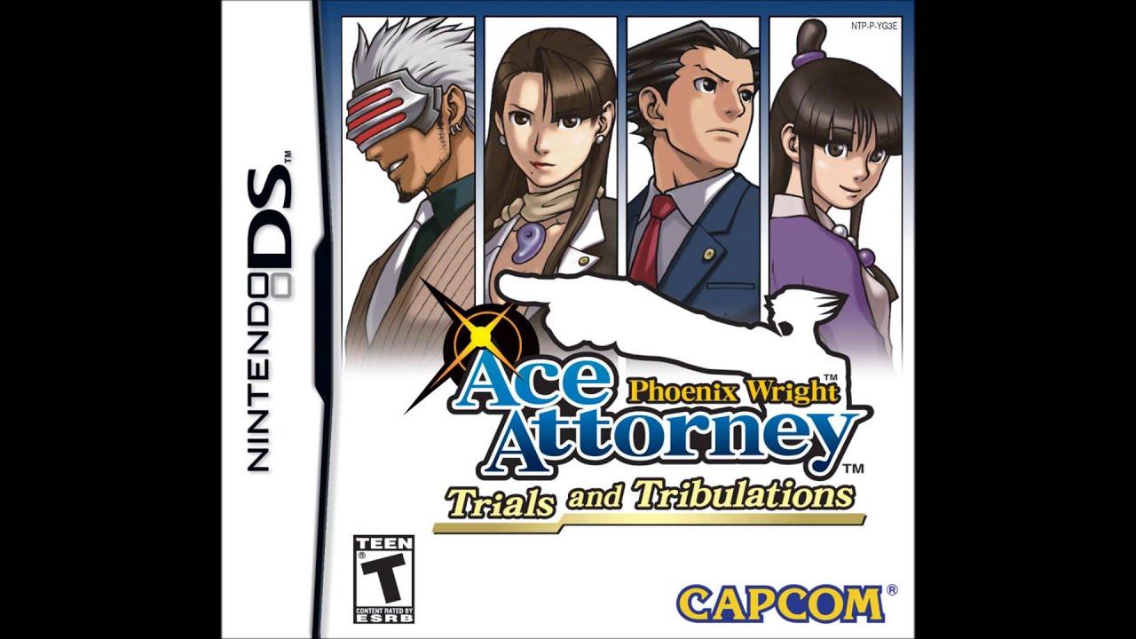 Ace Attorney Memories
