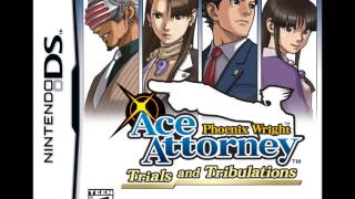 Phoenix Wright: Ace Attorney: Trials and Tribulations OST