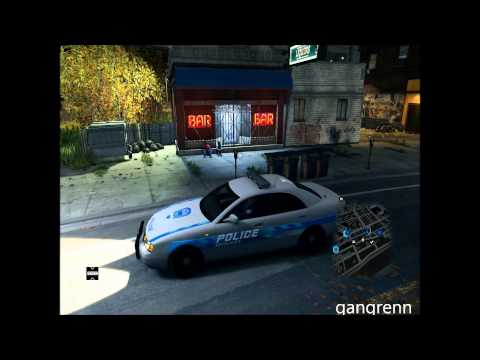Watch Dogs - Police patrol #3 (armed robbery, assault)
