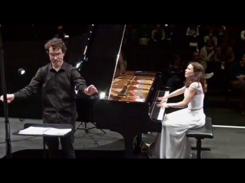 Moszkowski Piano Concerto/ Miloslavskaya/ Giraud Ensemble/ Simakov