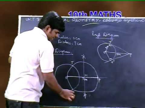 SVG - Samacheer - SSLC - Practical Geometry