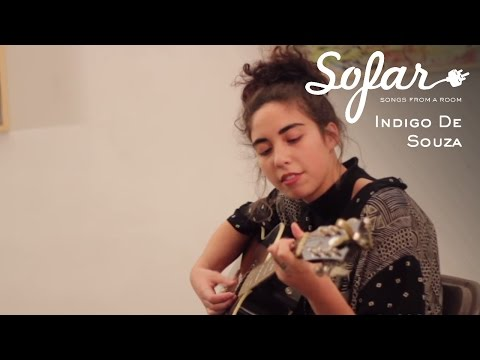 Indigo De Souza - Late Night Crawler | Sofar Asheville