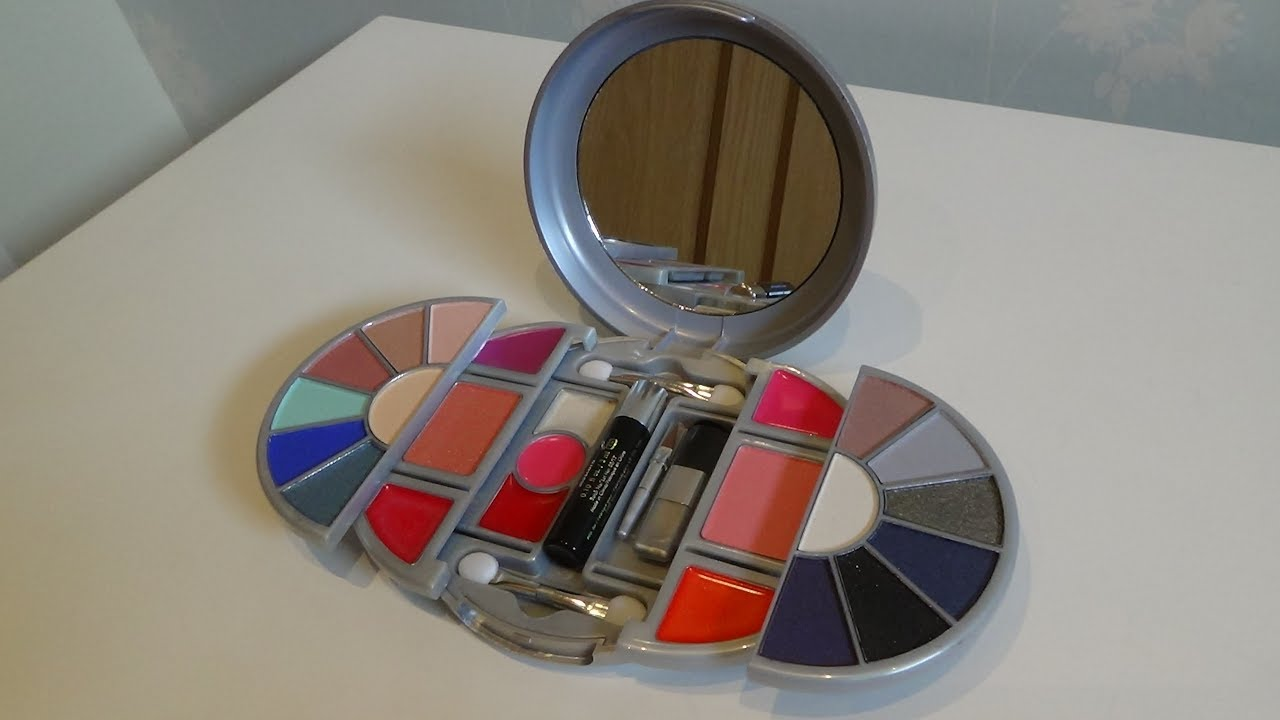 Full Face Makeup Cosmetic Set